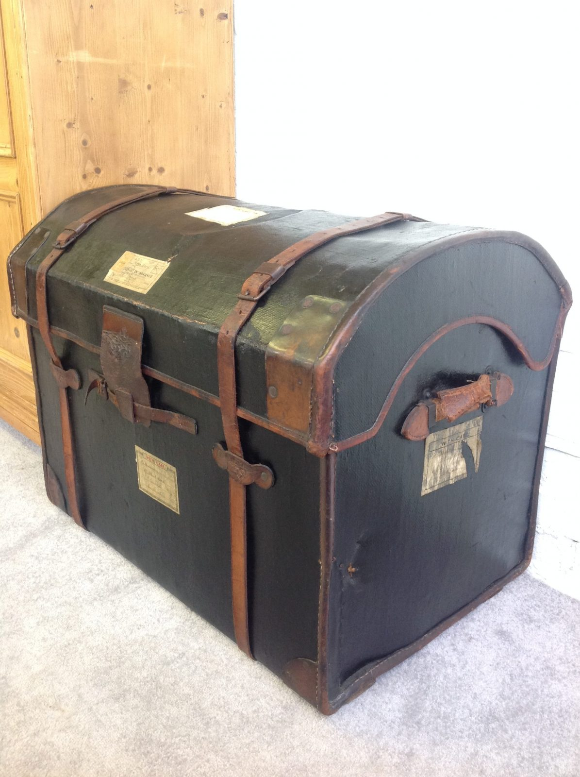 Various Trunk, Chests And Other Interesting Items.
