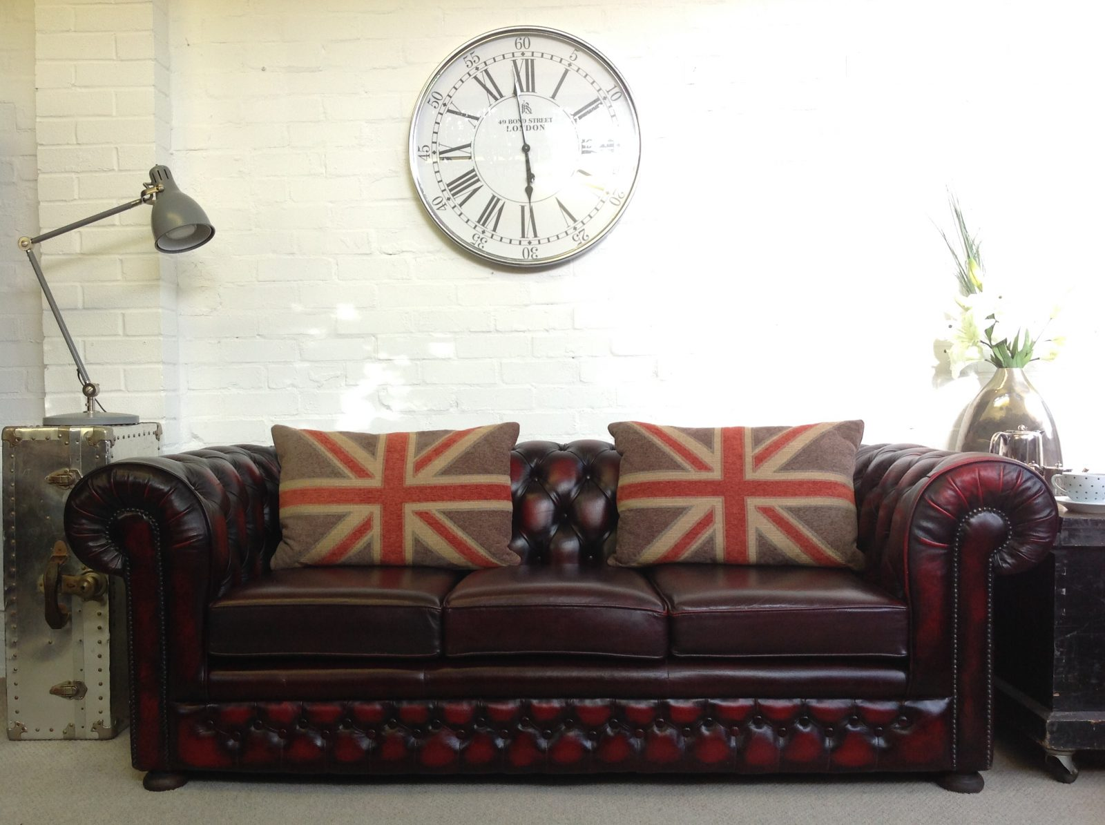 Chesterfields at the Boathouse u2013 Vintage Chesterfield Sofas