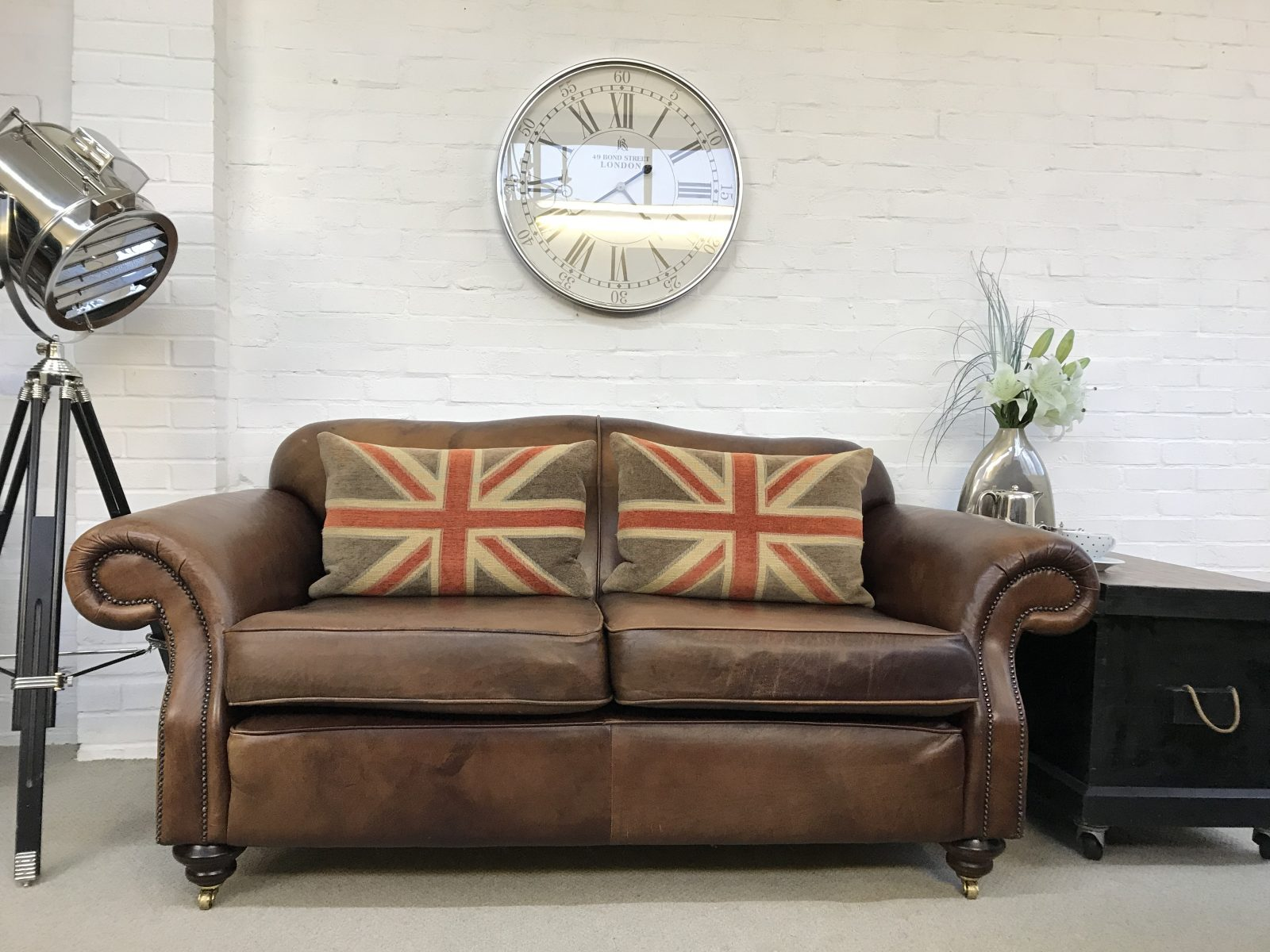 Laura Ashley 2/3 Seater Sofa…..SOLD.